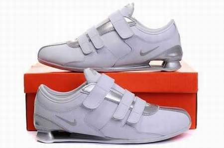 plus de photos 47202 42abc hot nike shox experience femme ea006 54d58